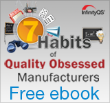 Ebook Available: 7 Habits of Quality Obsessed Manufacturers