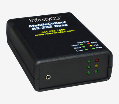 InfinityQS RS-232 Base