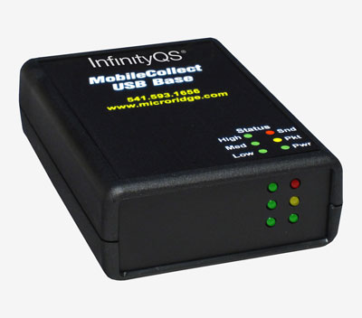 InfinityQS USB Base