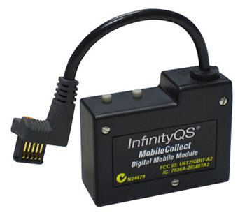 InfinityQS Wireless Gauge